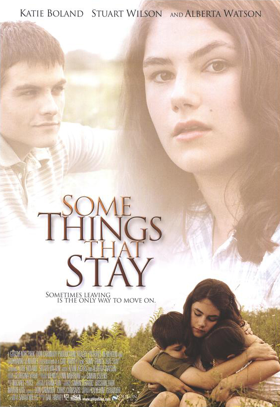 affiche du film Some Things That Stay