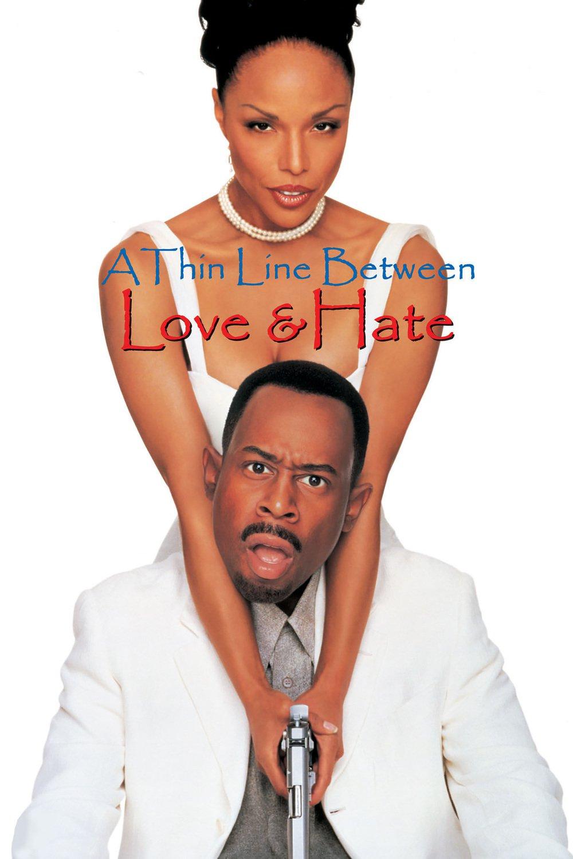 affiche du film De l'Amour à la Haine