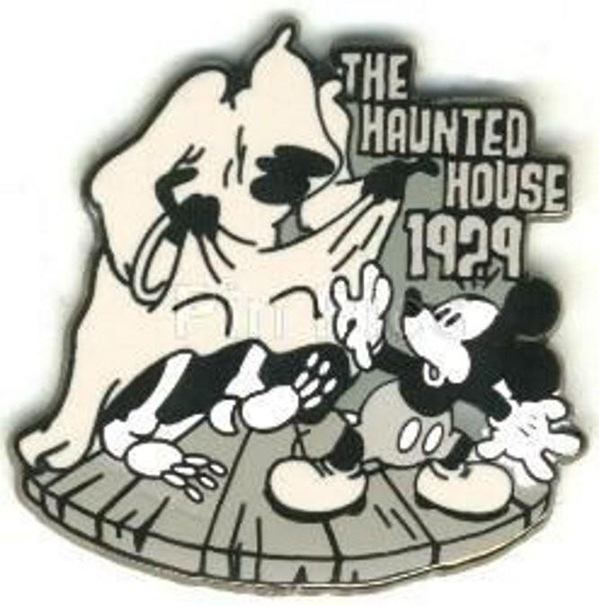 affiche du film The Haunted House