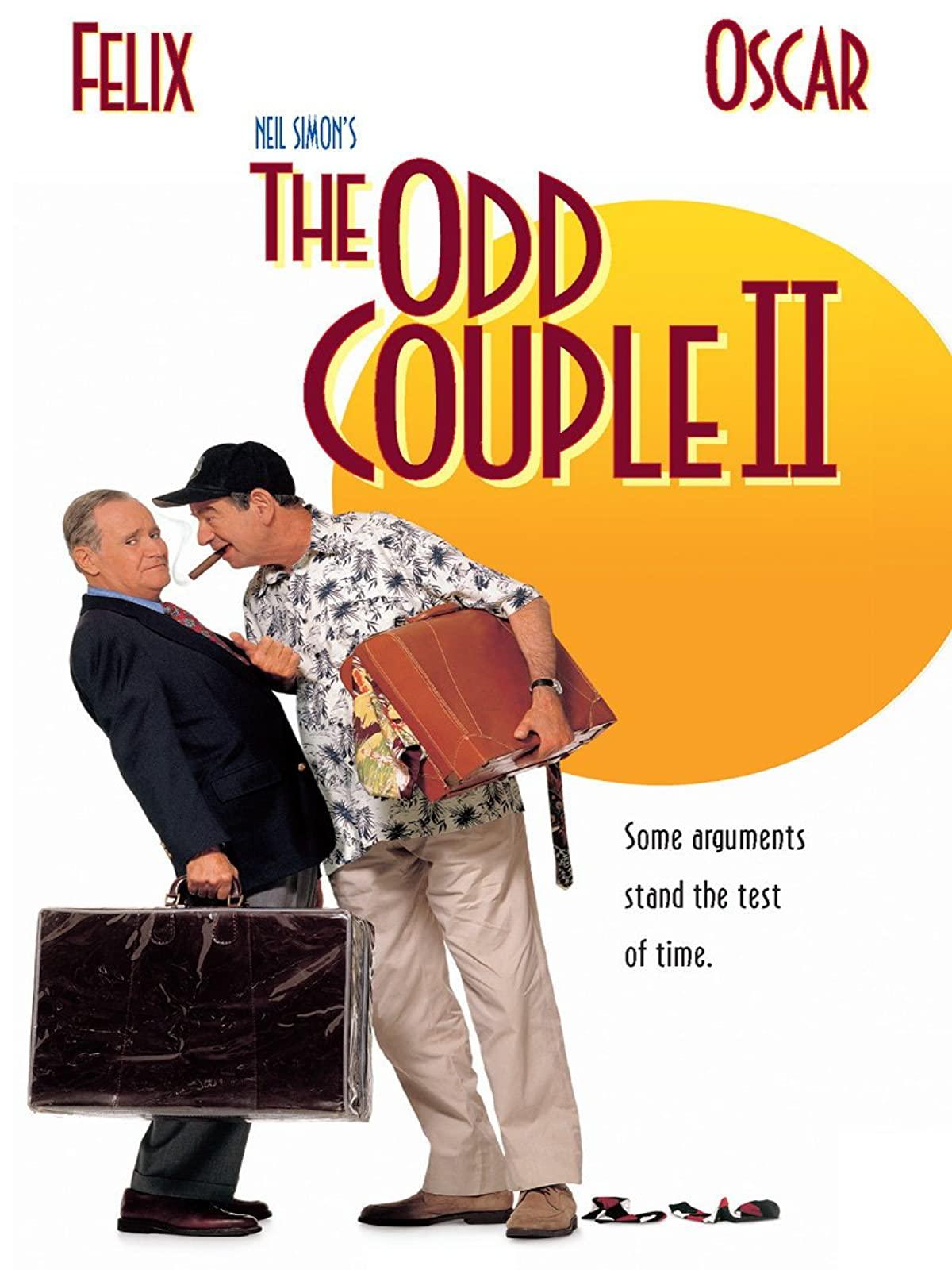 affiche du film Drôle de couple 2