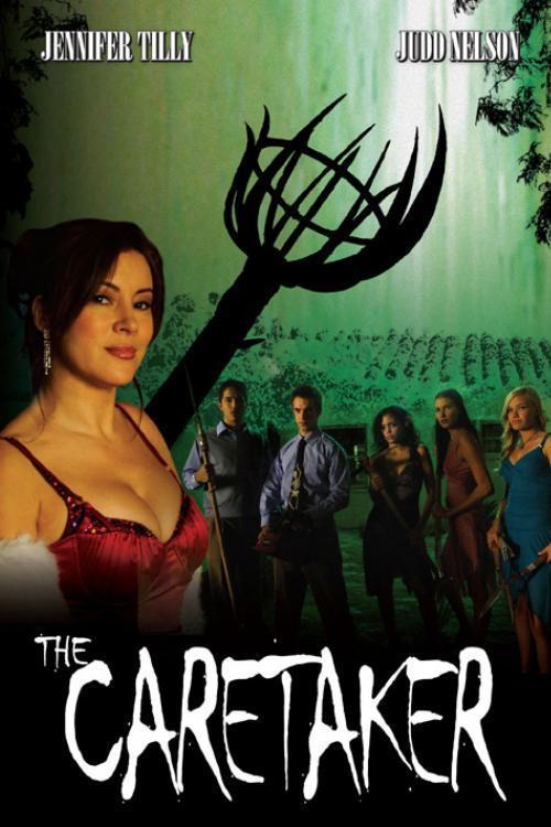 affiche du film The Caretaker
