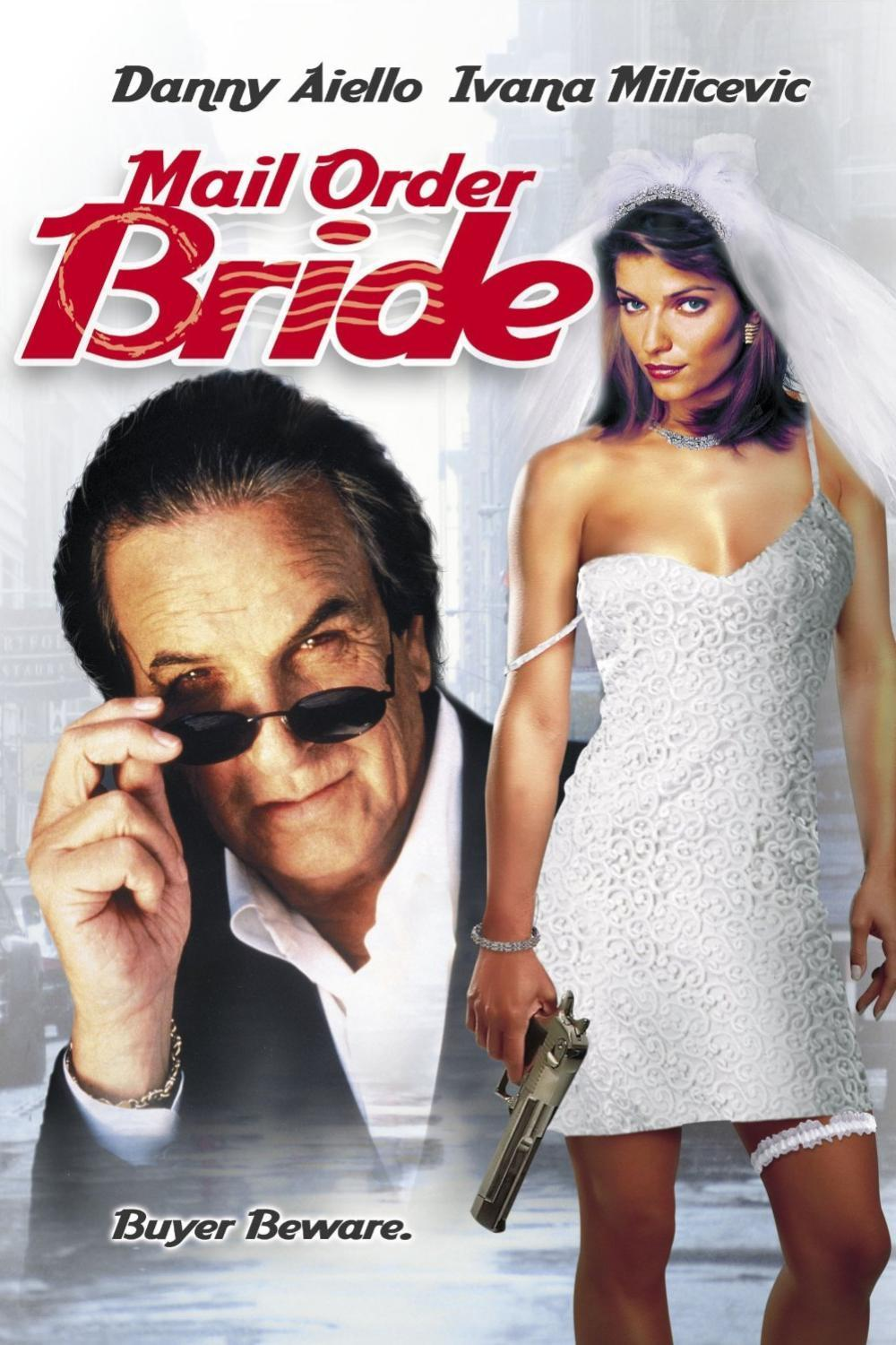 affiche du film Mail Order Bride