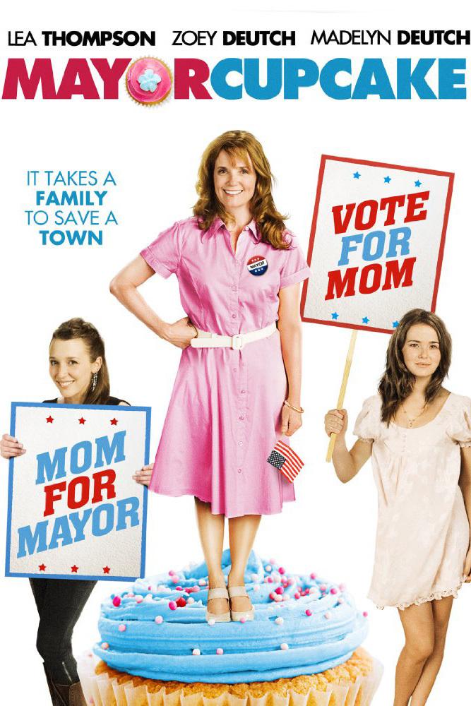 affiche du film Mayor Cupcake