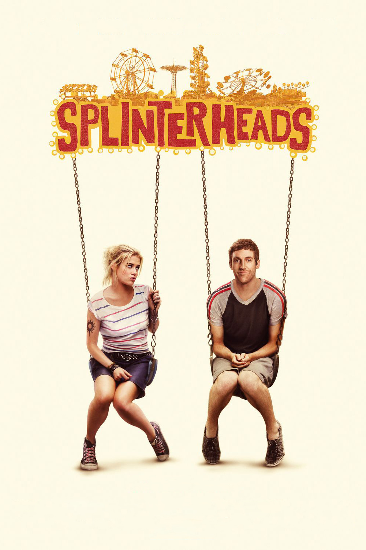 affiche du film Splinterheads