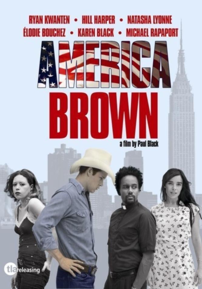 affiche du film America Brown