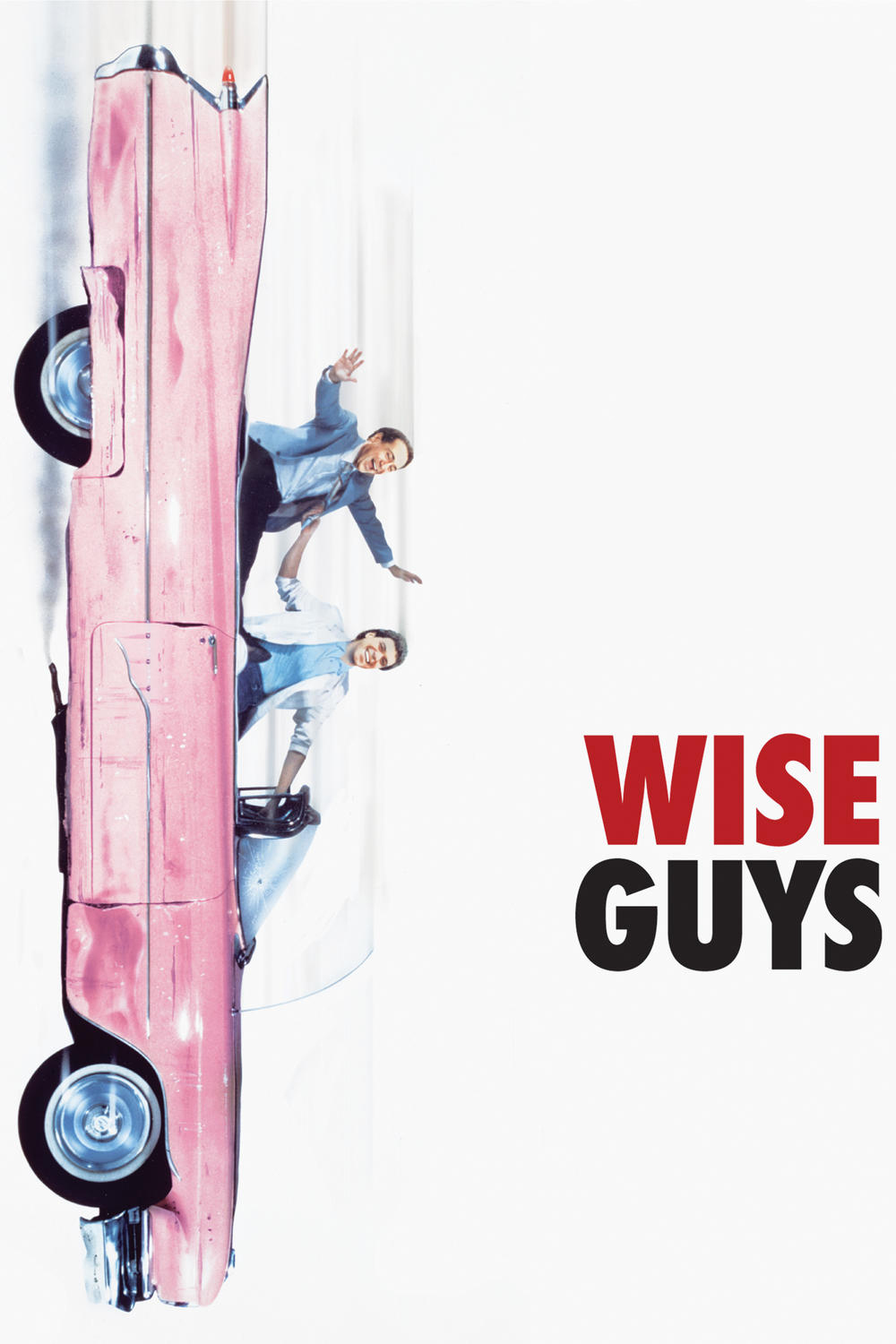 affiche du film Wise Guys