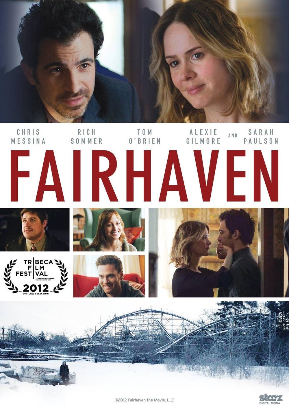 affiche du film Fairhaven