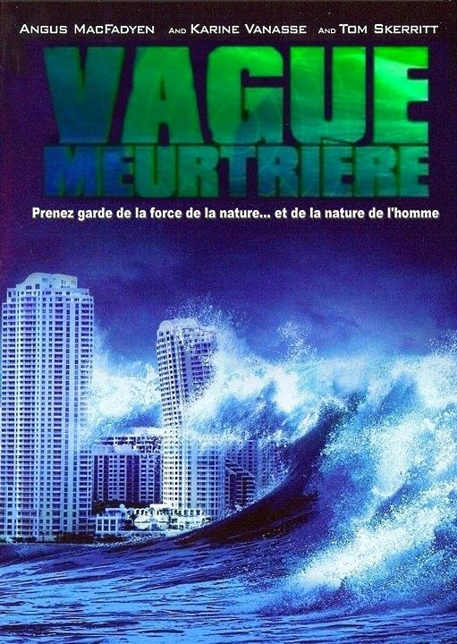 affiche du film Vague Meurtrière