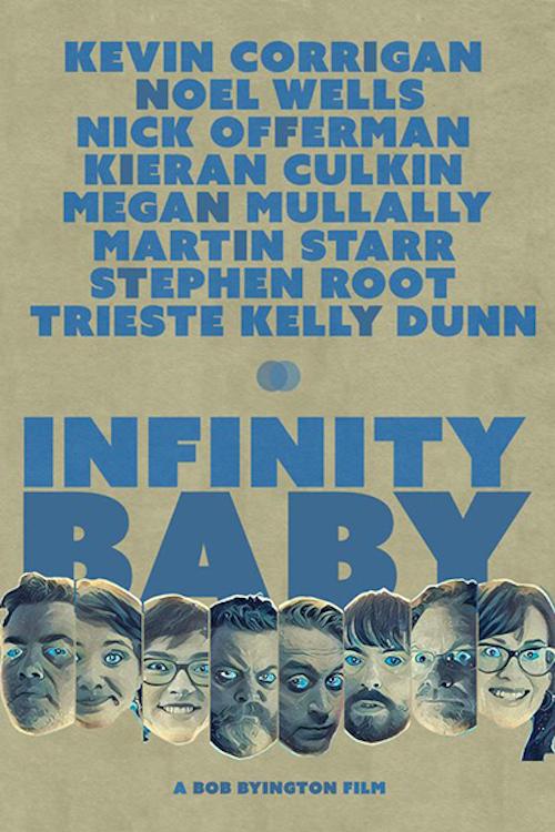 affiche du film Infinity Baby
