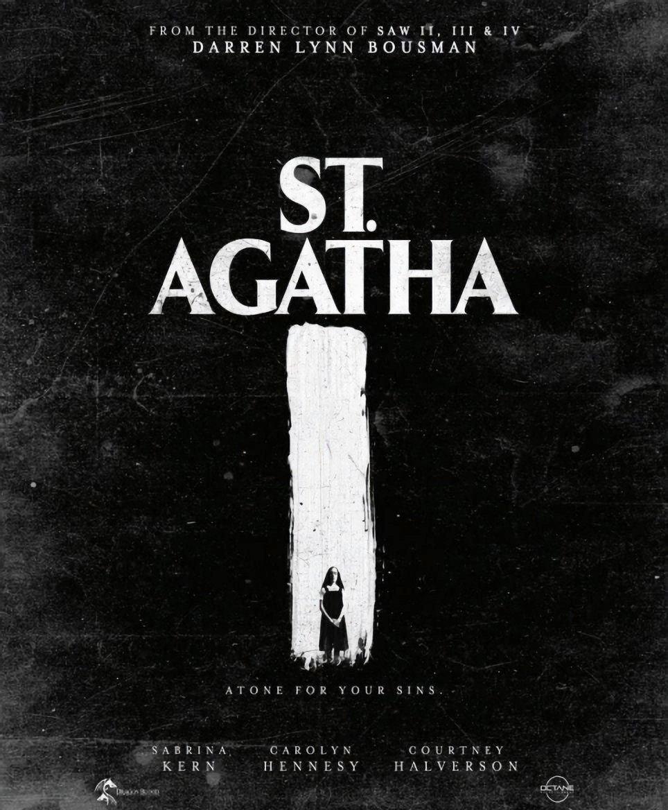 affiche du film St. Agatha