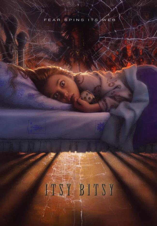 affiche du film Itsy Bitsy