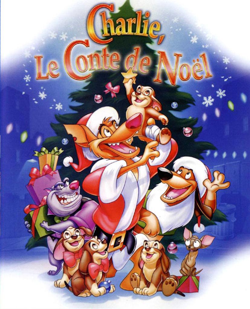 affiche du film Charlie, Le Conte De Noël (TV)
