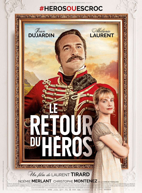 affiche du film Le Retour du héros