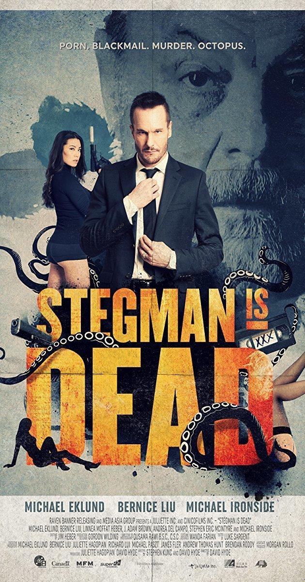 affiche du film Stegman is Dead