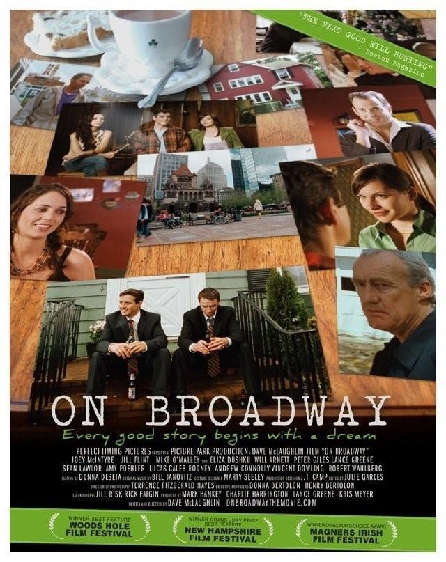 affiche du film On Broadway