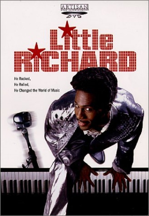 affiche du film Little Richard (TV)