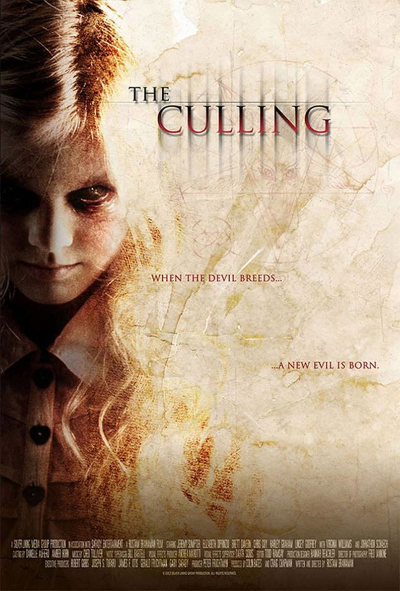 affiche du film The Culling