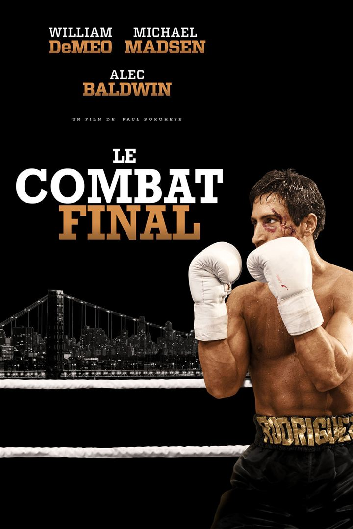 affiche du film Le combat final