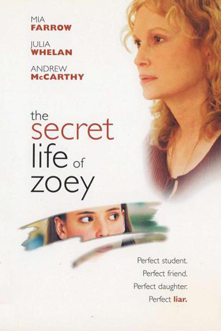 affiche du film La vie secrète de Zoé