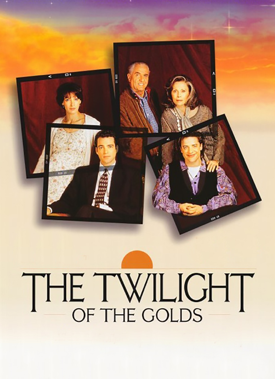 affiche du film The Twilight of the Golds
