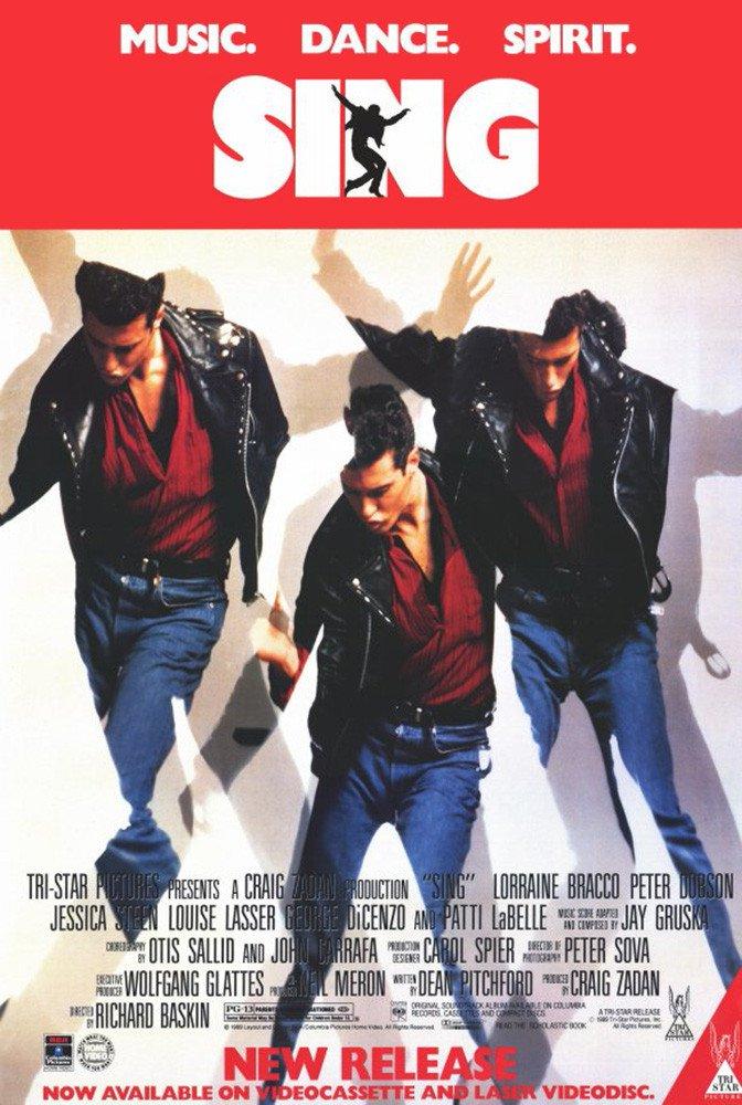 affiche du film Sing (1989)