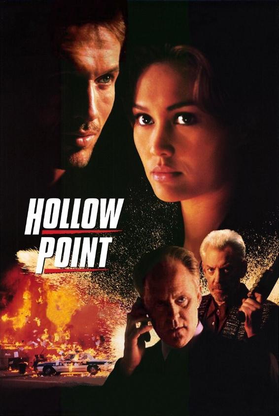 affiche du film Hollow Point