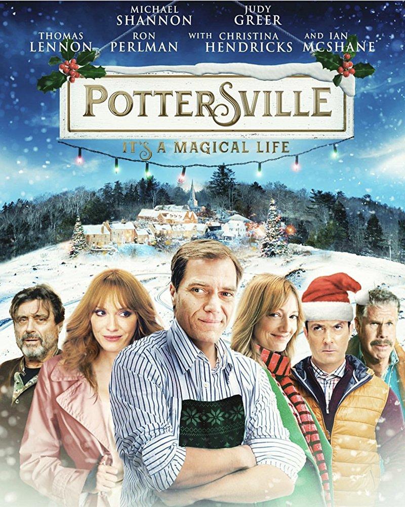 affiche du film Pottersville