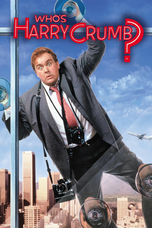 affiche du film Who's Harry Crumb?