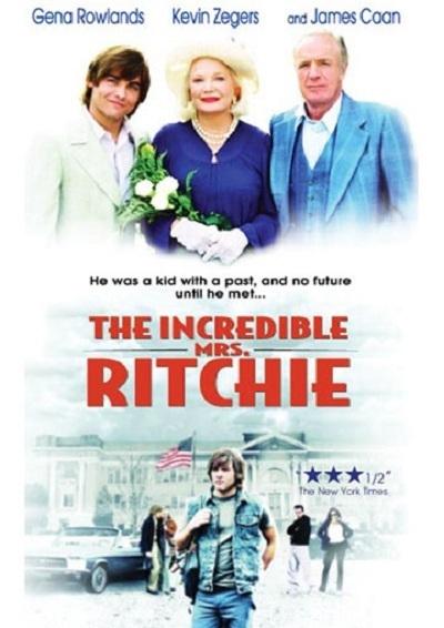 affiche du film L'incroyable Mme Ritchie (TV)