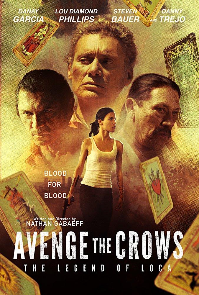 affiche du film Avenge the Crows