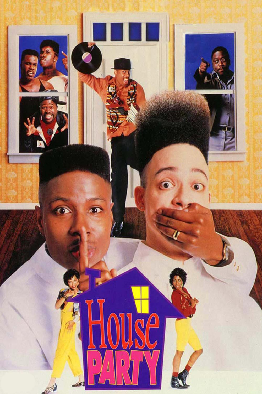 affiche du film House Party