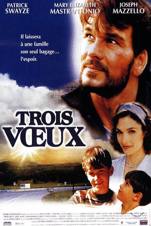 affiche du film Trois vœux