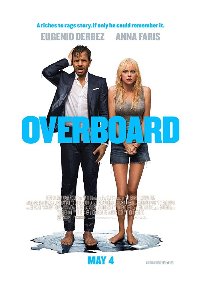 affiche du film Overboard