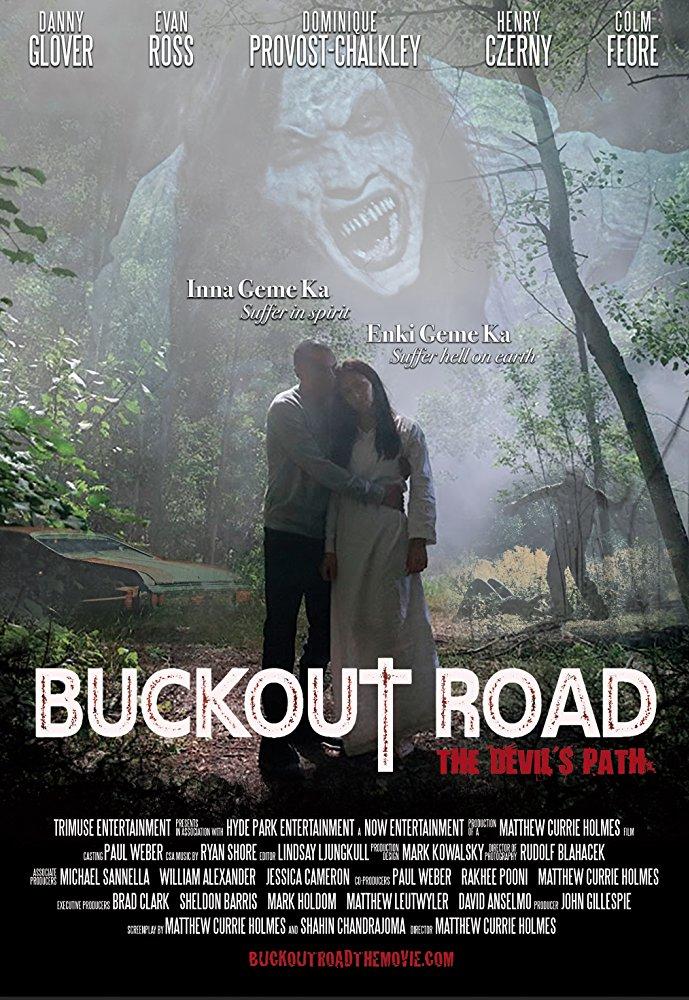 affiche du film Buckout Road