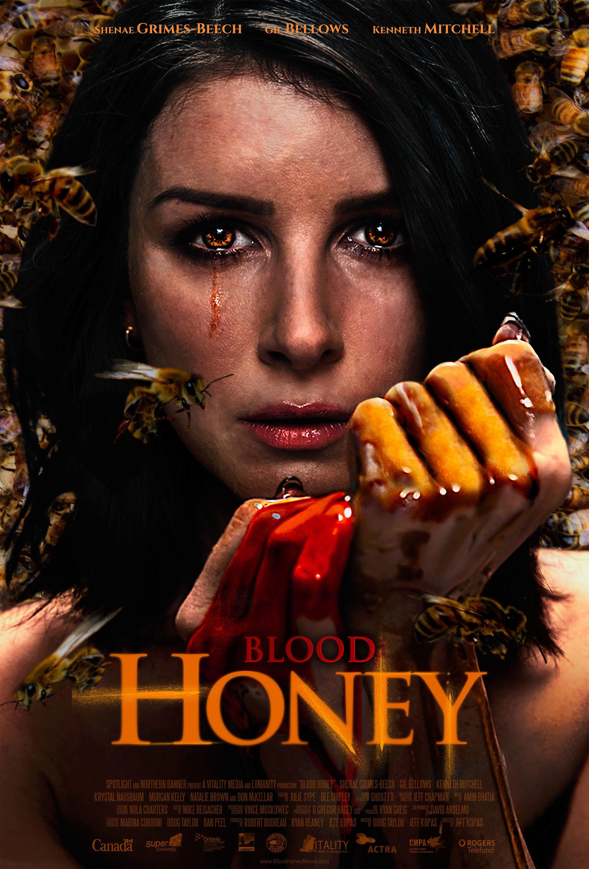 affiche du film Blood Honey