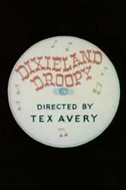 affiche du film Droopy roi du rire