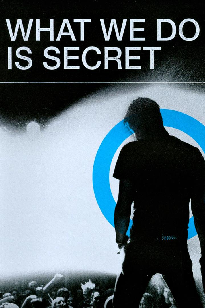 affiche du film What We Do Is Secret