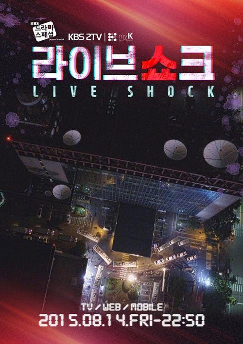 affiche du film Live Shock (TV)