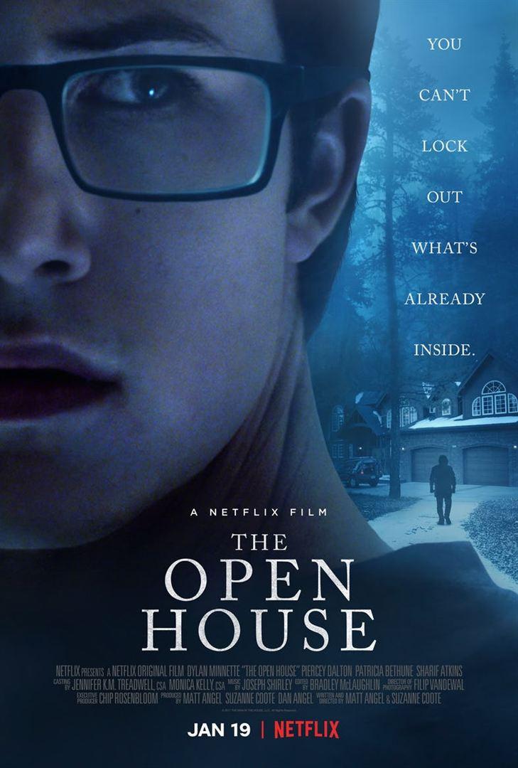 affiche du film The Open House