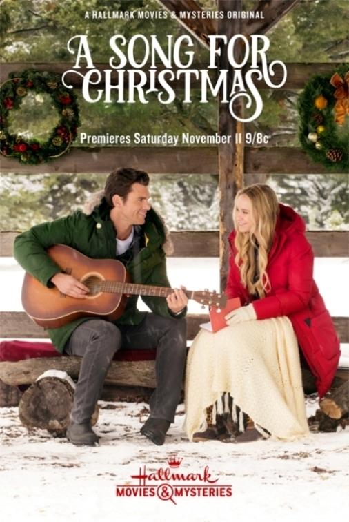 affiche du film Une superstar pour Noël (TV)