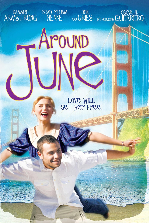 affiche du film Around June