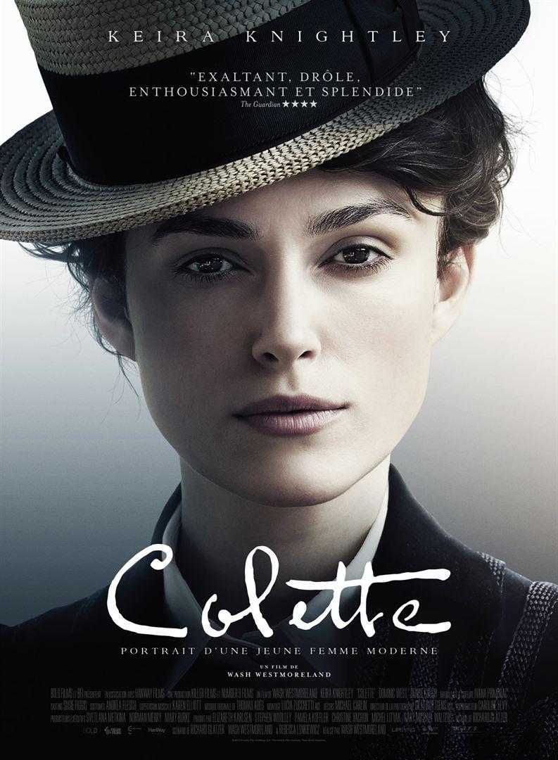 affiche du film Colette