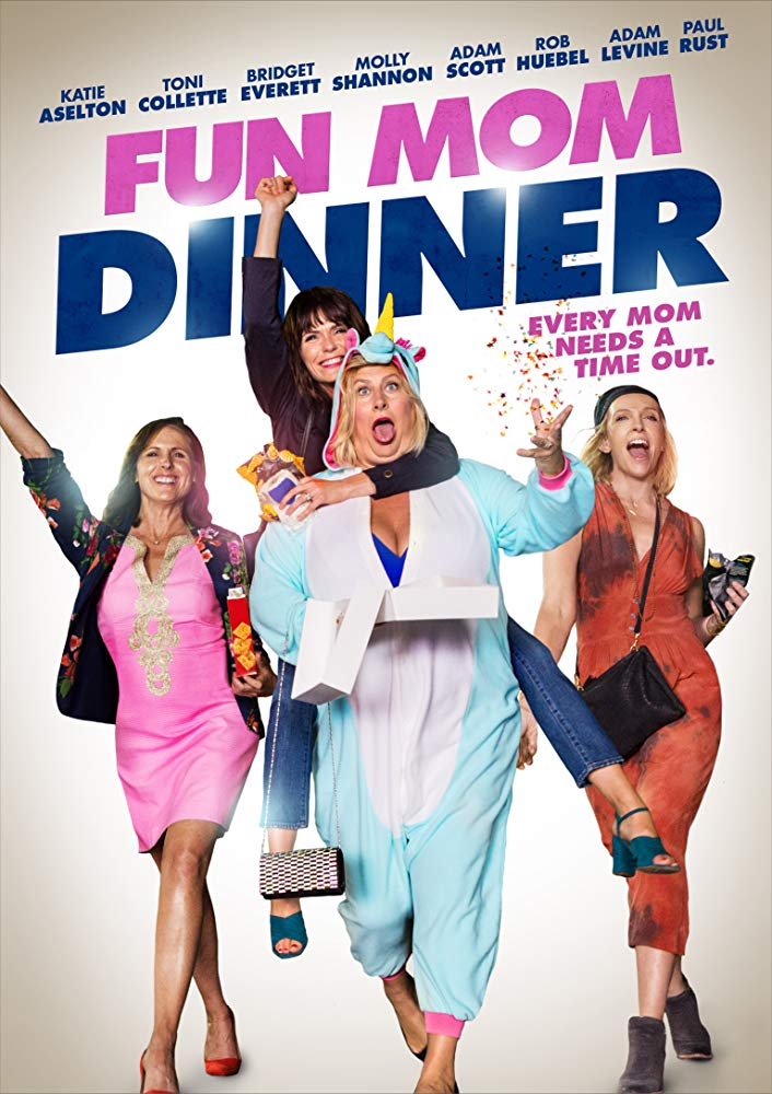 affiche du film Fun Mom Dinner