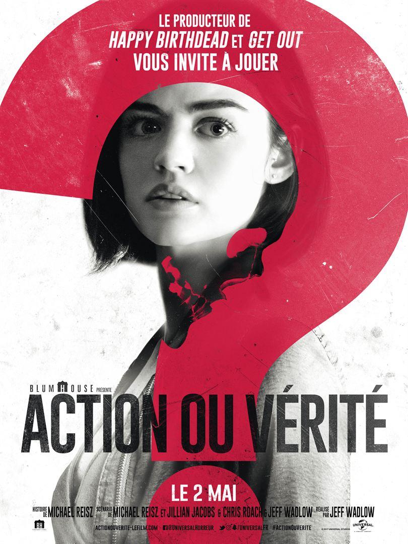 affiche du film Action ou vérité