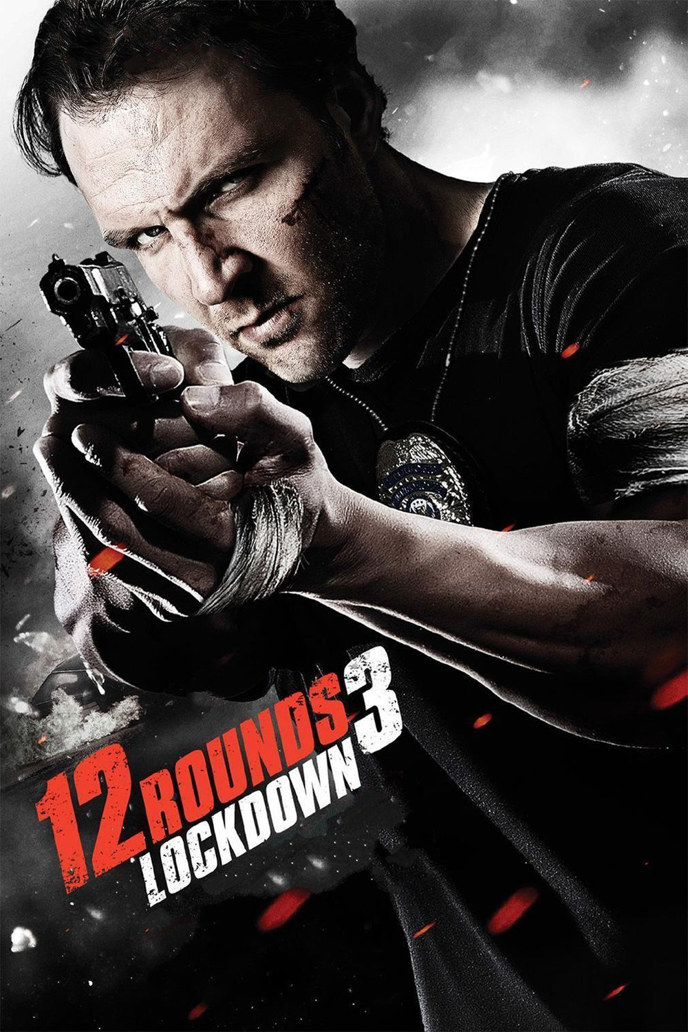 affiche du film 12 Rounds 3: Lockdown