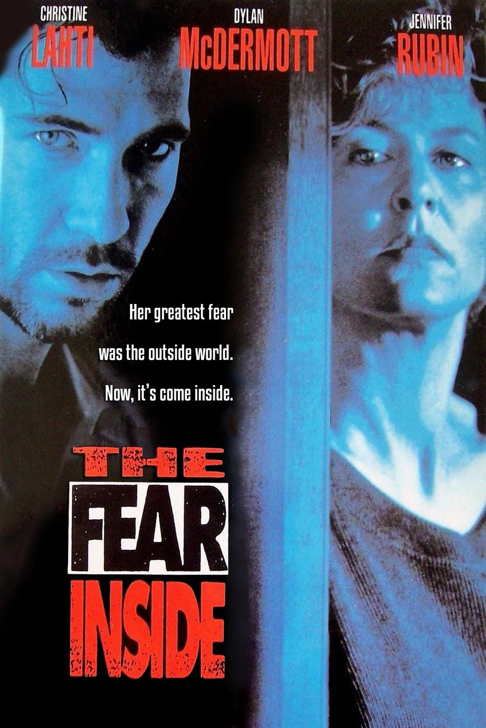affiche du film The Fear Inside (TV)