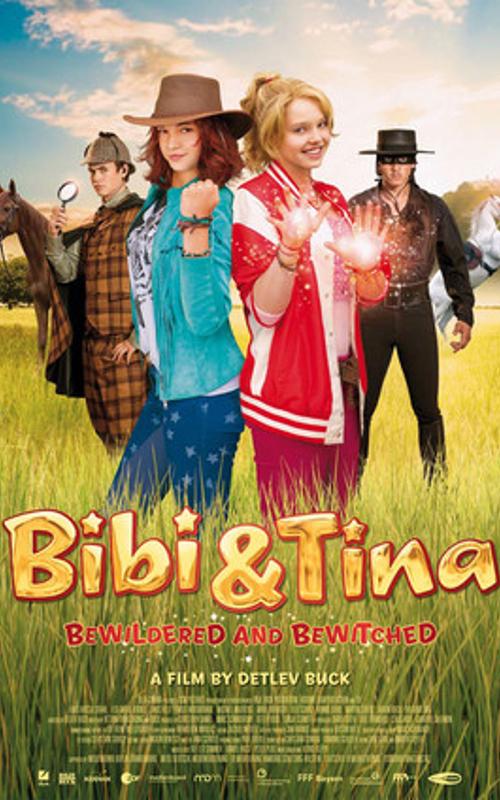 affiche du film Bibi & Tina : Complètement ensorcelée !