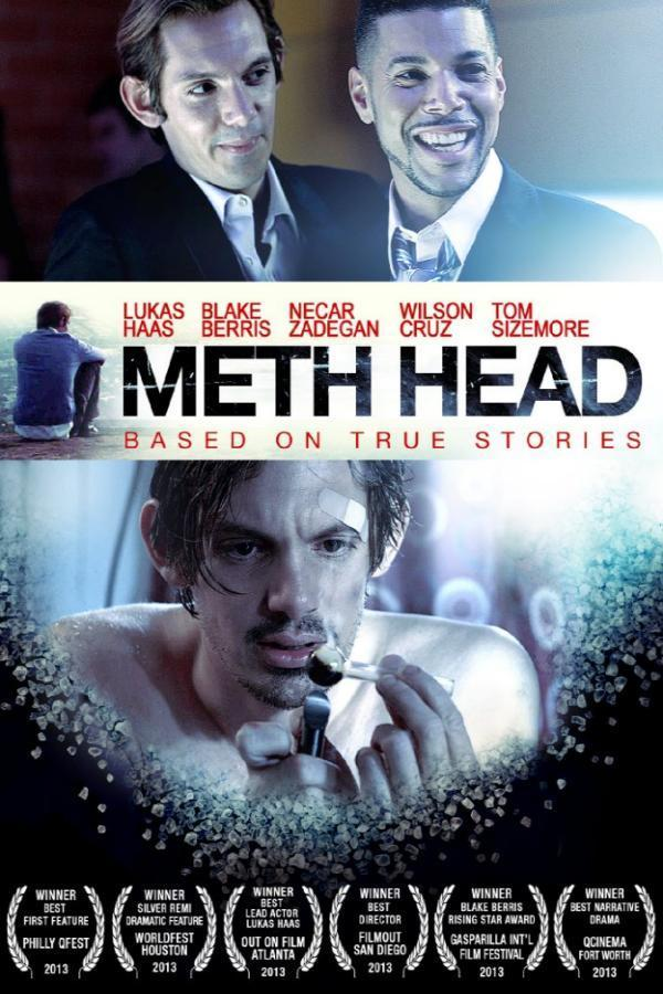 affiche du film Meth Head