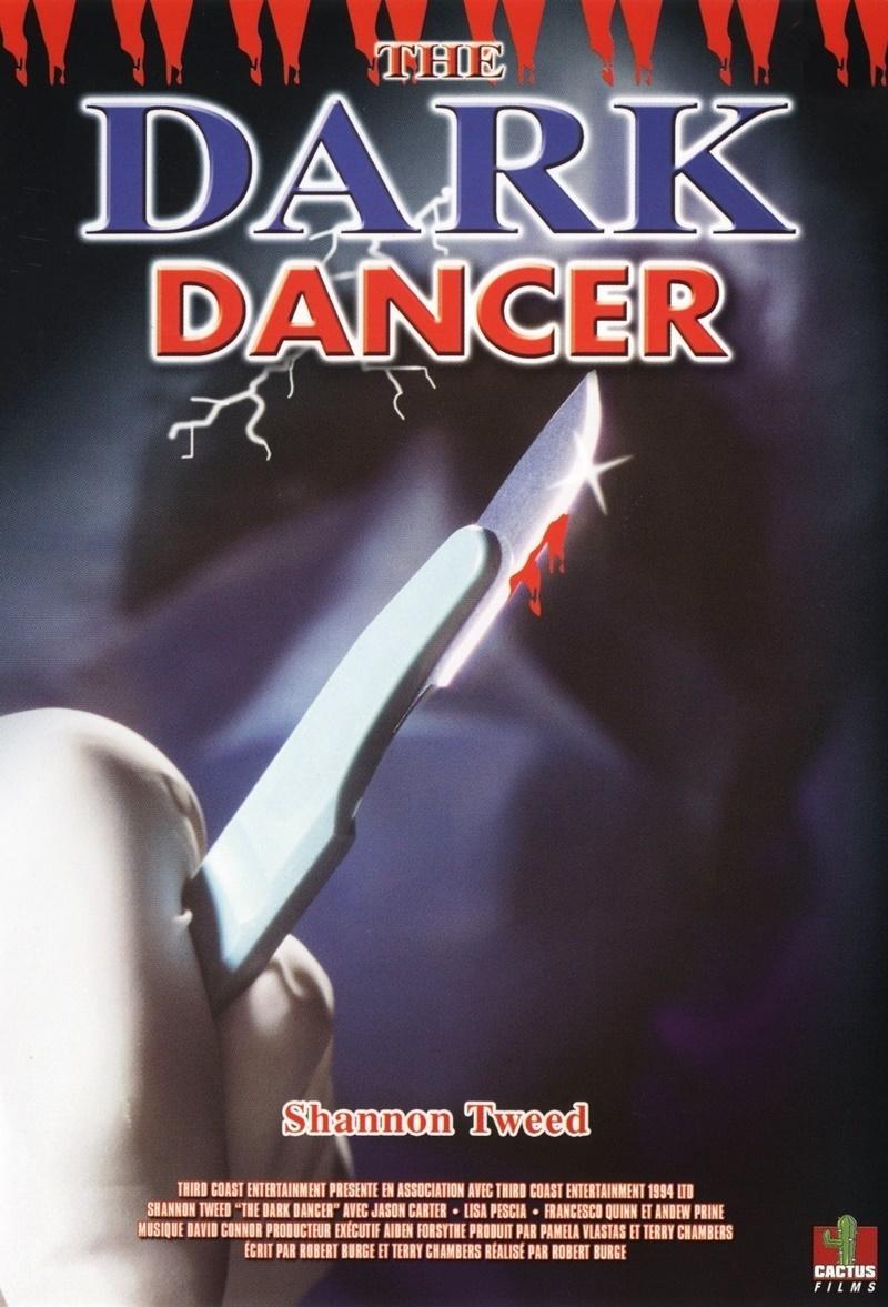 affiche du film The dark dancer