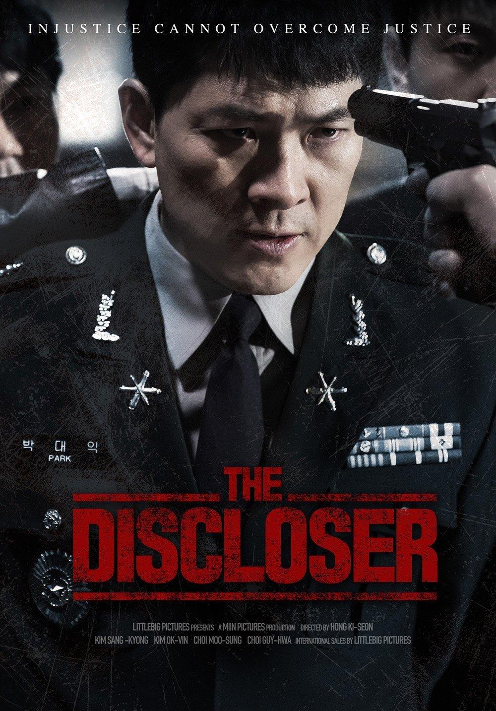 affiche du film The Discloser